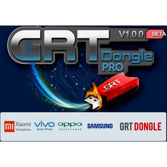 GRT-Dongle activation for Infinity products