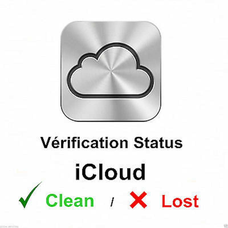 iCloud ِCheck Clean/Lost By IMEI