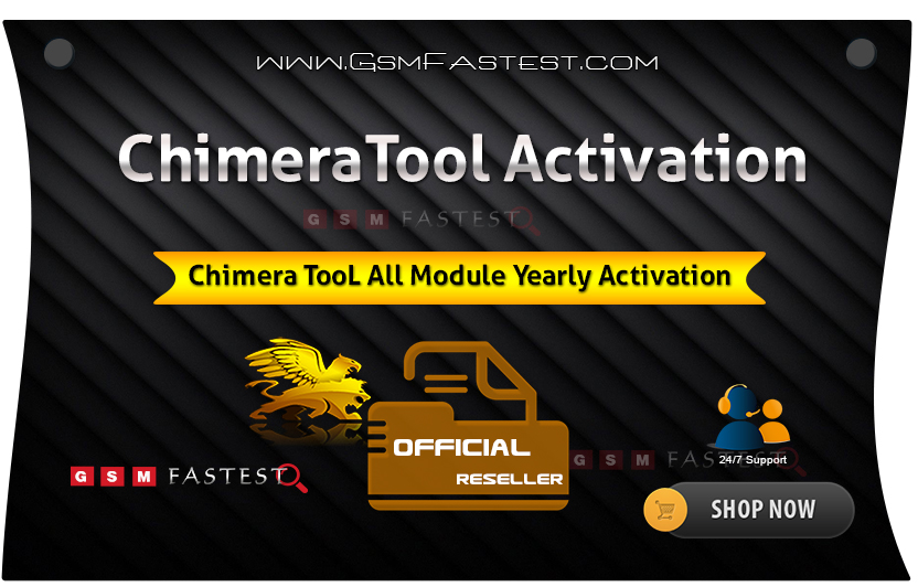 Chimera Tool All Modules Activation