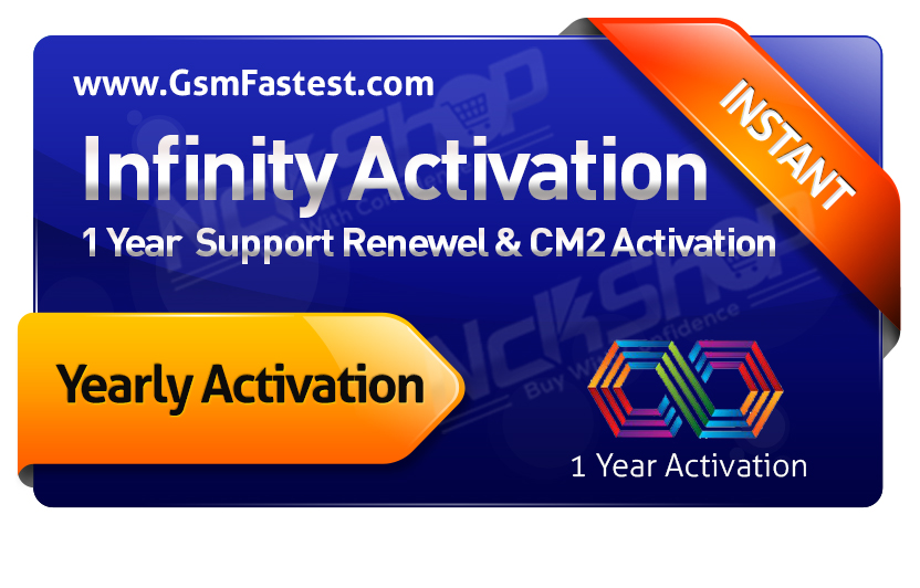 Infinity Box-Dongle CM2 Activation
